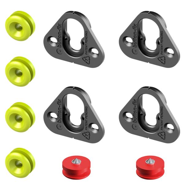 Button-Fix Type 1 Fix Starter Pack
