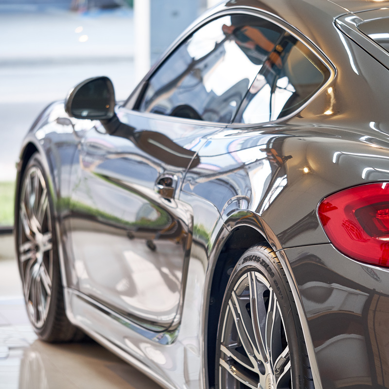 Avery SPF1000 Paint Protection Film 5 year Long Term Unpunched Gloss Ultra Clear Film w/ Poly Liner (Color Code 103) 24'' x 10 yards