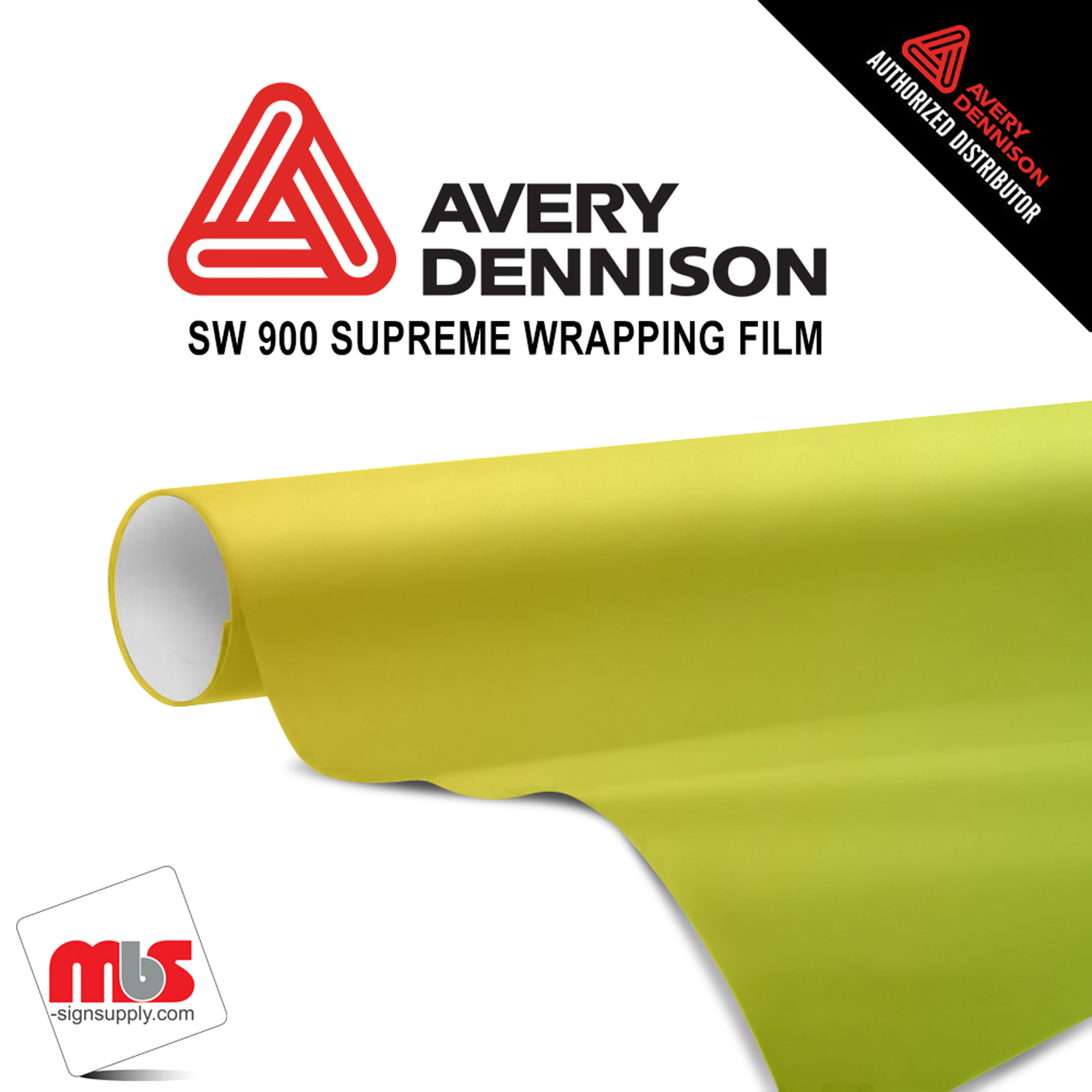 60'' x 25 yards Avery SW900 Satin Fresh Spring - Gold/Silver 4 year Short Term Unpunched 3.2 Mil Wrap Vinyl (Color Code 251)