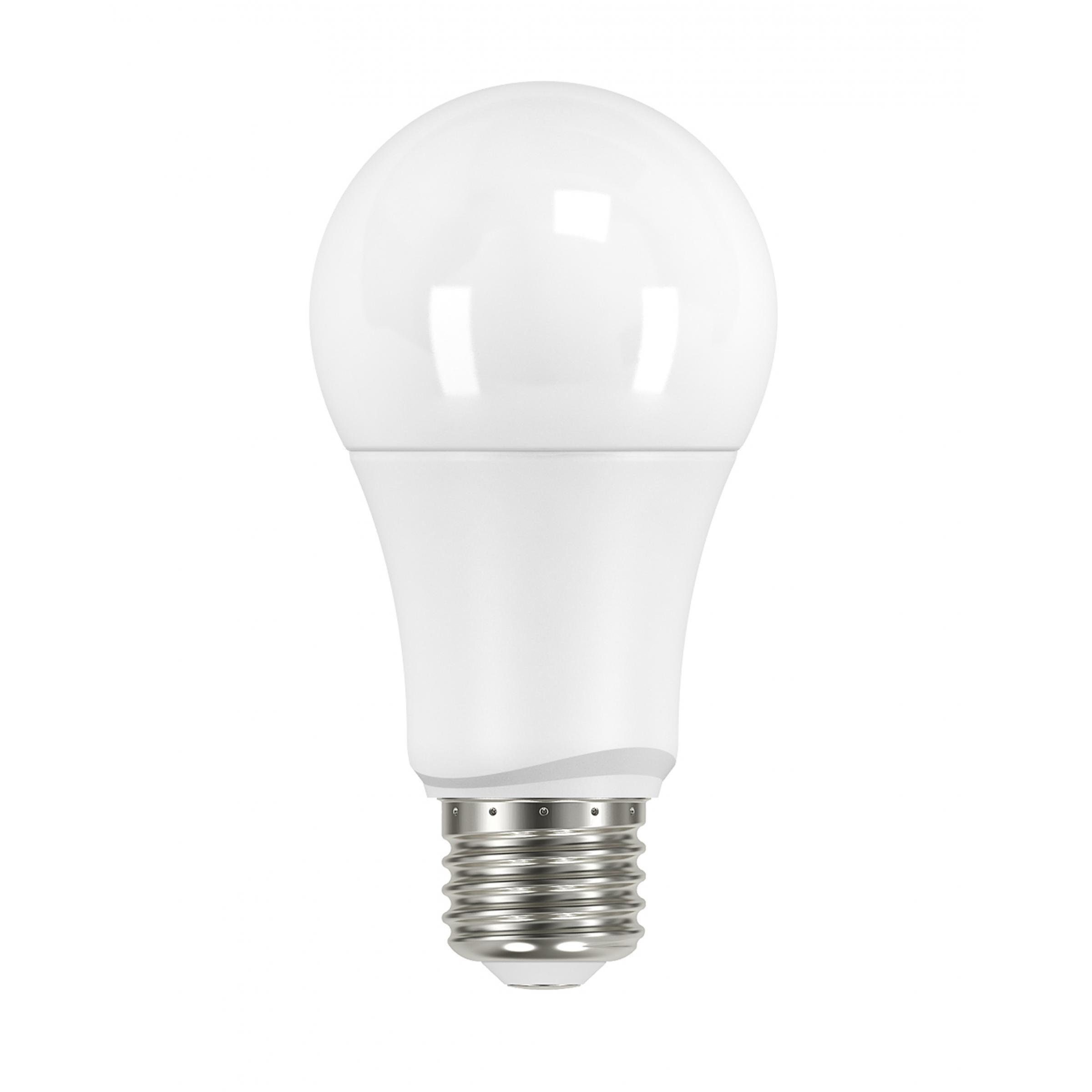 9.5W A19 LED Light Bulb - 60W Inc. Equal - 120V - E26 Medium Base - 800lm - 3000K
