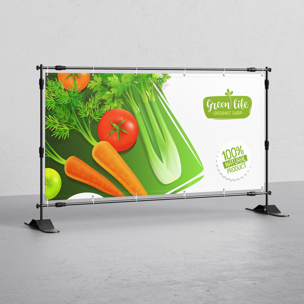 36'' x 100' Roll - 9 MIL So Flat Textured Roll Up PET - 3'' Core