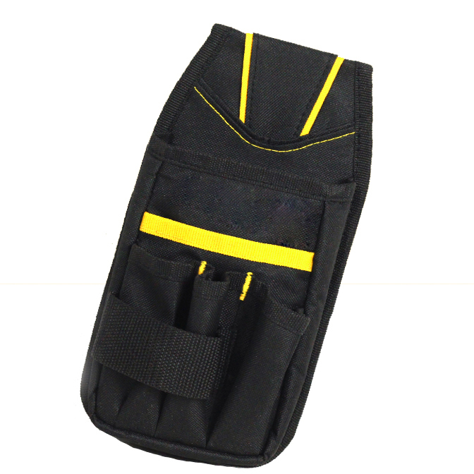 6 Compartment Multi-Purpose Rugged Utility Belt Wrap Pouch